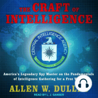 The Craft of Intelligence