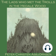 The Lads Who Met the Trolls in the Hedale Wood