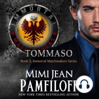 TOMMASO: Book 2, The Immortal Matchmakers, Inc. Series