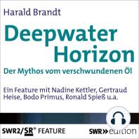 Deepwater Horizon - Der Mythos vom versunkenen Öl
