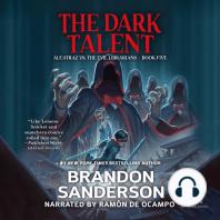 The Dark Talent: Alcatraz vs the Evil Librarians