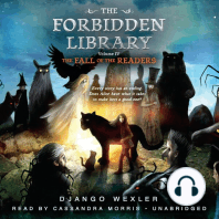 The Fall of the Readers: The Forbidden Library, Volume 4