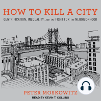 How to Kill a City