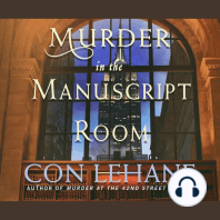 Murder in the Manuscript Room