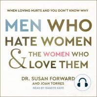 Men Who Hate Women and the Women Who Love Them