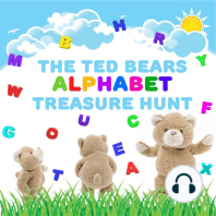The Ted Bears Alphabet Treasure Hunt