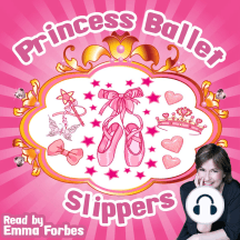 Princess Ballet Slippers