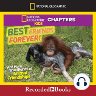 National Geographic Kids Chapters: Best Friends Forever And More True Stories of Animal Friendships