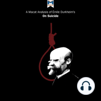 A Macat Analysis of Émile Durkheim's On Suicide