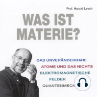 Was ist Materie?