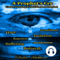 A Prophet's Crym
