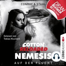 Jerry Cotton, Cotton Reloaded: Nemesis, Folge 2: Auf der Flucht (Ungekürzt)