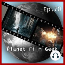 Planet Film Geek, PFG Episode 70: Geostorm, Schneemann