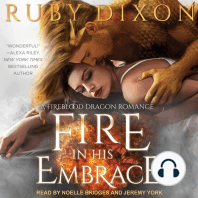 Fire In His Embrace