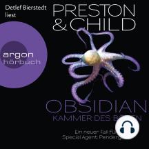 Obsidian - Kammer des Bösen (Gekürzte Lesung)