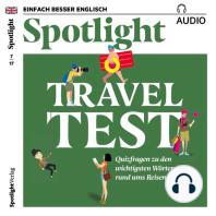 Englisch lernen Audio - Testen Sie Ihr Reisevokabular!