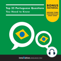 Top 25 Portuguese Questions You Need to Know