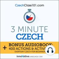 3-Minute Czech
