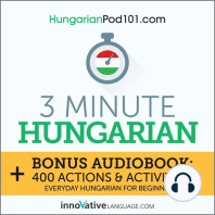 3-Minute Hungarian