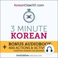 3-Minute Korean