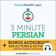 3-Minute Persian