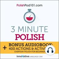 3-Minute Polish