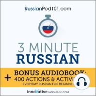 3-Minute Russian