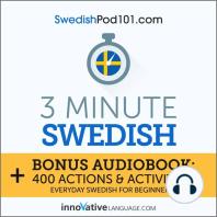 3-Minute Swedish