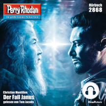 """Perry Rhodan 2868: Der Fall Janus: Perry Rhodan-Zyklus """"Die Jenzeitigen Lande"""""""