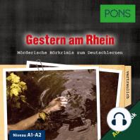 PONS Hörkrimi Deutsch