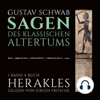 Die Sagen des klassischen Altertums