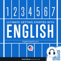Learn English - Ultimate Getting Started with English