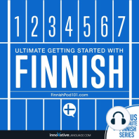Learn Finnish - Ultimate Getting Started with Finnish