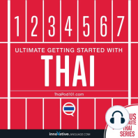 Learn Thai - Ultimate Getting Started with Thai