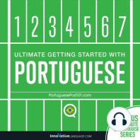 Learn Portuguese - Ultimate Getting Started with Portuguese