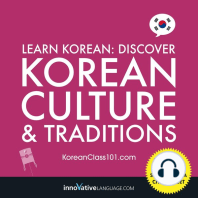 Learn Korean: Discover Korean Culture & Traditions