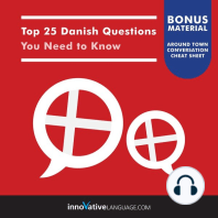 Top 25 Danish Questions You Need to Know