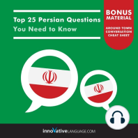 Top 25 Persian Questions You Need to Know