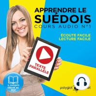 Apprendre le Suédois - Écoute facile - Lecture facile -Texte Parallèle Cours Audio No. 1 [Learn Swedish]: Lire et Écouter des Livres en Suédois