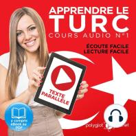 Apprendre le Turc - Écoute Facile - Lecture Facile - Texte Parallèle Cours Audio No. 1