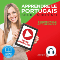 Apprendre le Portugais - Texte Parallèle - Écoute Facile - Lecture Facile