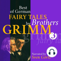 Best of German Fairy Tales by Brothers Grimm