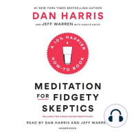 Meditation for Fidgety Skeptics