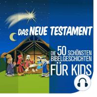 Die 50 schönsten Bibelgeschichten für Kids