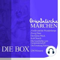 Orientalische Märchen - Die Box