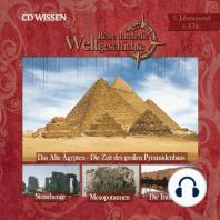Reise durch die Weltgeschichte, 3. Jahrtausend v. Chr.