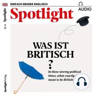 Englisch lernen Audio - Was ist britisch?