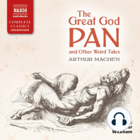 The Great God Pan and Other Weird Tales