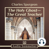 Holy Ghost, The - The Great Teacher