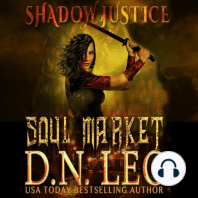 Soul Market - Shadow Justice Trilogy - Book 2